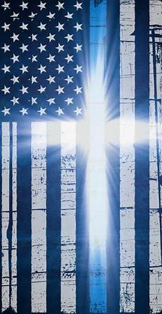 iphone x wallpaper thin blue line thin blue line wallpaper on wallpaperget