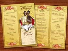 Wedding Program Designs 30 Amazing Wedding Designs