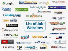 Top Ten Job Search Sites Professional Resume Writers And Editors Job Search