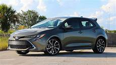 Toyota Hatchback 2019 by 2019 Toyota Corolla Hatchback Xse Review Im Lovin It
