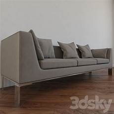 Small White Sofa 3d Image by 3d Models Sofa Simple Modern White Sofa Ultra
