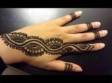 Pretty Henna Designs Arabic Henna Simple Pretty Henna Design Youtube