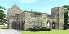 Castle Design Duke Castle Plan By Tyree House Plans