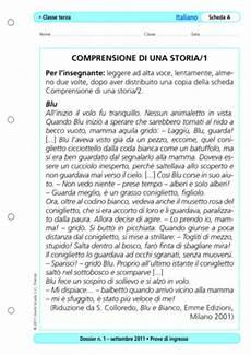 test ingresso italiano prima media prove d ingresso italiano classe 3 la vita scolastica