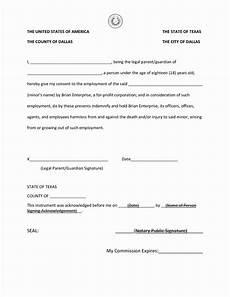 Notary Signatures Examples Notary Signature Block Template Latter Example Template