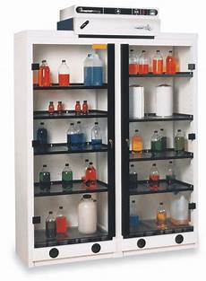 vented storage cabinet 200l organic filter from