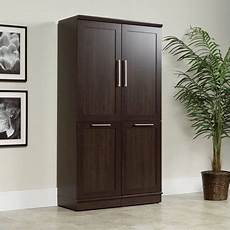 sauder homeplus storage cabinet in dakota oak walmart