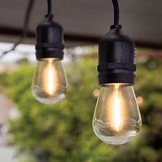60 Ft Led Lights Led Metro String Lights 48 Ft Outdoor Patio Lights