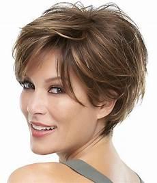 kurzhaarfrisuren frauen brünette pin on hairstyles