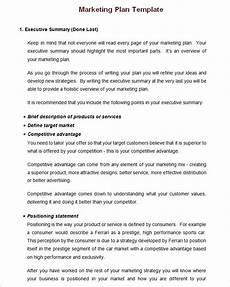 Annual Marketing Plan Template Annual Marketing Plan Template 6 Free Word Pdf