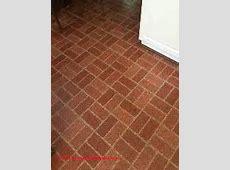 Asbestos content of brick pattern sheet flooring Armstrong Congoleum Romford Kentile white red