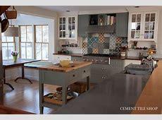 Cement Tile ? Modified Patchwork Pattern   Cement Tile Shop Blog