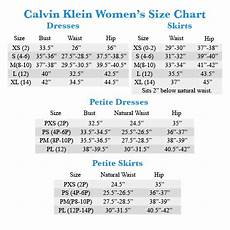 Size Chart Calvin Klein Dry Measure Equivalents Diabetes Inc