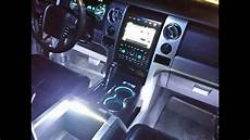 2010 Ford Fusion Ambient Lighting How To Install F150 Interior Led Ambient Lighting Wireless