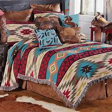 western bedding king size southwest expressions tapestry