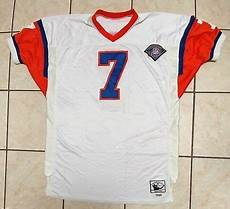 Mitchell And Ness Throwback Jersey Size Chart Mitchell Amp Ness 1994 John Elway Throwback Jersey Size 56