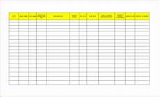 Supply Inventory 8 Office Supplies Inventory Spreadsheet Excel