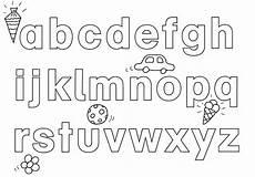 Abc Malvorlagen Ausmalbild Buchstaben Lernen Abc Ausmalen Kostenlos
