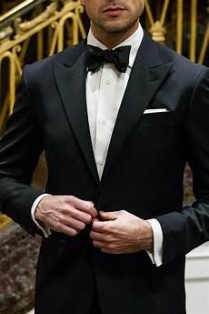 Tie Black Black Tie Dress Code How To Nail It He Spoke Style
