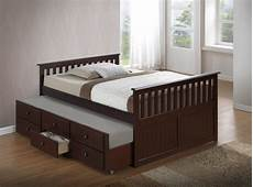 broyhill marco island captain s bed with trundle bed