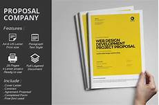 Proposal Document Design How To Write A Winning Web Design Proposal 5 Templates