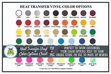 Siser Easyweed Heat Transfer Vinyl Color Chart Siser Easyweed Heat Transfer Vinyl Color Options Chart Jpg