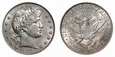 1902 Silver Dollar Value Chart 1902 S Barber Half Dollars Value And Prices