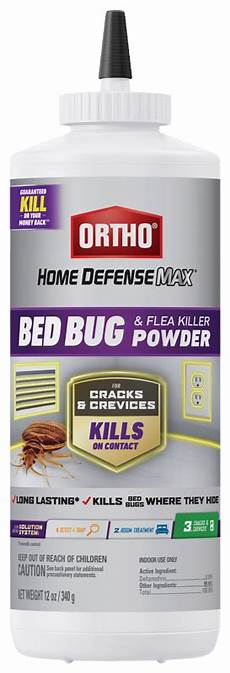 ortho 174 home defense max 174 bed bug flea killer powder ortho