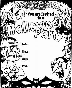Free Printable Halloween Party Invitations For Adults 16 Awesome Printable Halloween Party Invitations