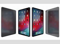 Apple ipad pro 12 3D model   TurboSquid 1379089