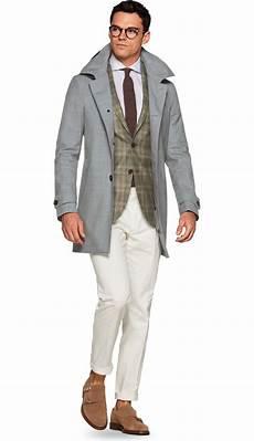 Light Raincoat Light Grey Raincoat J492i Suitsupply Online Store