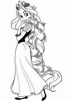 Malvorlagen Kostenlos Rapunzel Rapunzel Malvorlagen Kostenlos Zum Ausdrucken