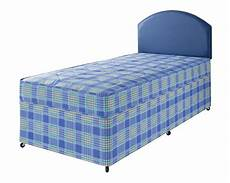 airsprung 2ft6 small single divan bed by airsprung