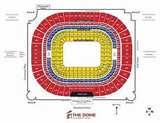 Metro Toronto Convention Centre Seating Chart Monster Jam St Louis Mo Tickets The Dome At America S