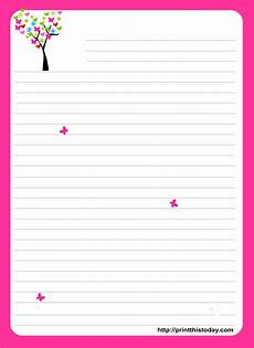 Free Downloadable Stationery Free Printable Stationary Printables Pinterest