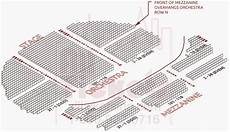 Wicked Seating Chart Gershwin Theatre The Gershwin Theatre All Tickets Inc
