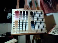 Solver Color Chart Solver Paint Colours Chart