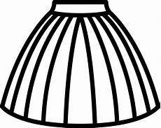 tulle skirt svg png icon free 59594