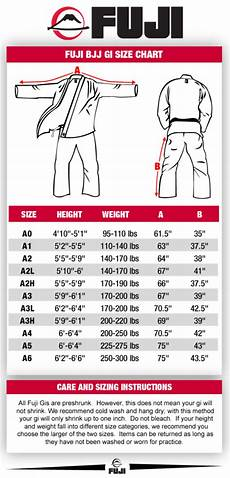 Tatami Women S Gi Size Chart What Size Gi Am I How To Use Jiu Jitsu Gi Size Charts