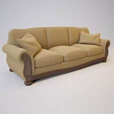 Narrow Sofa 3d Image by Lynnwood Sofa 3d Cgtrader