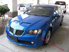 2009 Pontiac G8 Gt Lights New 2008 2009 Pontiac G8 G8 Gt Euro Smoke Front Bumper