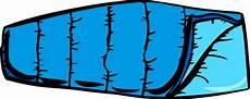sleeping bag clip at clker vector clip