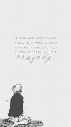 Anime Quotes Iphone Wallpaper by For The One Who Made This God Bless U Anime And