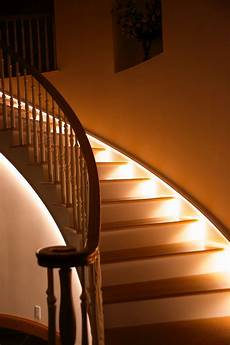 Led Lights For Stairs Led Staircase Lighting Flexfire Leds Blog