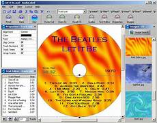 Cd Case Creator Cd Labeler Cd Label Creator Cd Music Label Maker Free