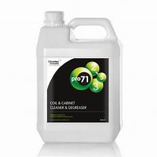 pro 71 coil cabinet cleaner degreaser