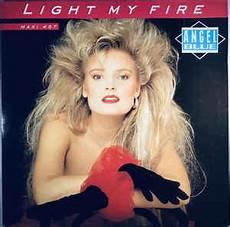The Doors Light My Fire House Remix Angel Blue Light My Fire 1988 Vinyl Discogs