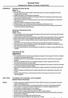Sample Buyer Resume Buyer Resume Accomplisments Retail Buyer Resume