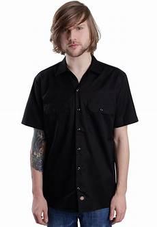 dickies sleeve work shirt impericon uk