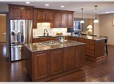 Project Feature: Apple Valley Kitchen Remodel Cherry Wood Cabinetry   Apple Valley Kitchen